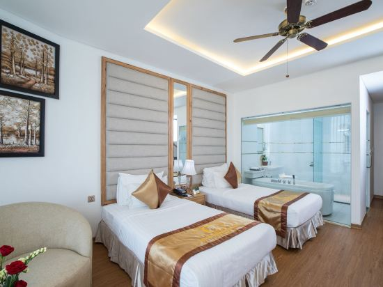 峴港西西里亞水療酒店(Cicilia Hotel & Spa Da Nang)至尊豪華海洋房
