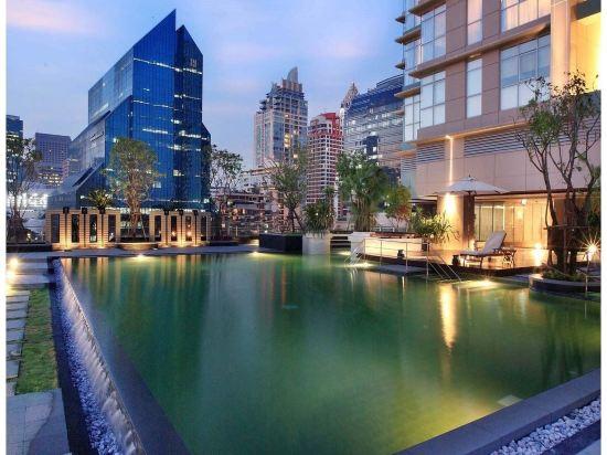 曼谷撒通維斯塔萬豪行政公寓(Sathorn Vista, Bangkok - Marriott Executive Apartments)健身娛樂設施