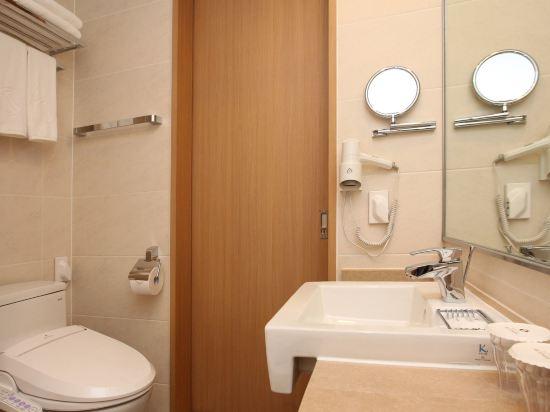 天空花園酒店東大門1號店(Hotel Skypark Dongdaemun I)豪華雙床房
