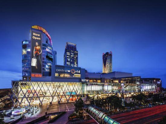 曼谷拉差阿帕森購物區萬麗酒店(Renaissance Bangkok Ratchaprasong Hotel)周邊圖片