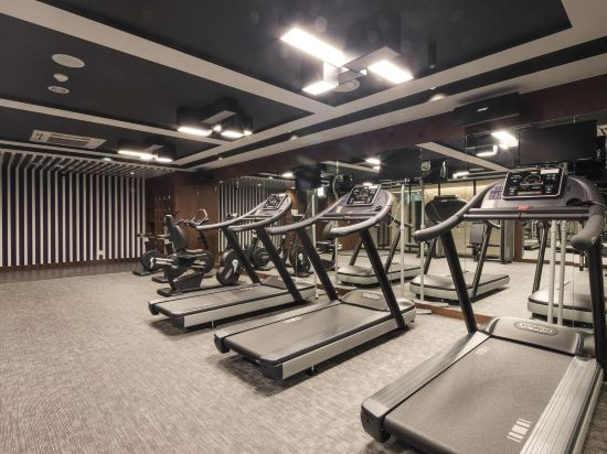 首爾帝馬克豪華酒店明洞(Tmark Grand Hotel Myeongdong)健身房