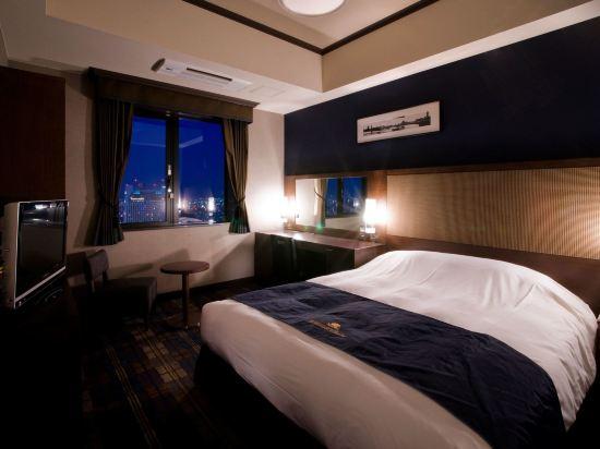 大阪蒙特利格拉斯米爾酒店(Hotel Monterey Grasmere Osaka)城景標準雙人房