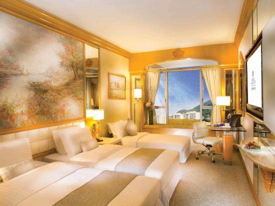 富豪香港酒店(Regal Hongkong Hotel)豪華房帶沙發床