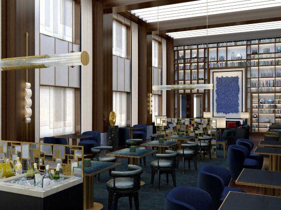 首爾艾美酒店(原,首爾麗思卡爾頓酒店)(Le Meridien Seoul)行政特大床套房