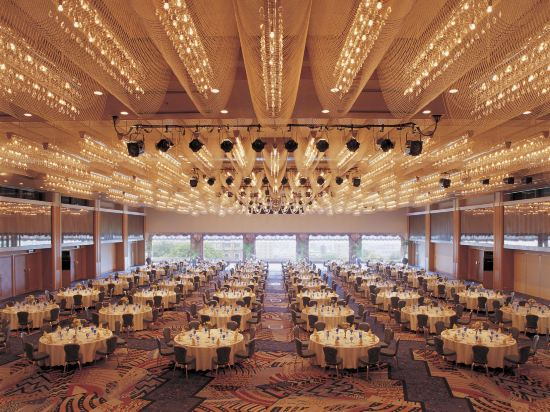 東京椿山莊大酒店(Hotel Chinzanso Tokyo)會議室