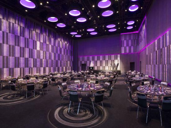 W曼谷酒店(W Bangkok Hotel)會議室