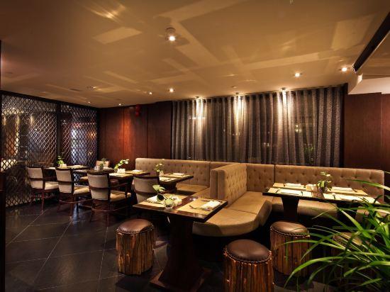 新加坡客來福酒店惹蘭蘇丹33號(Hotel Clover 33 Jalan Sultan Singapore)咖啡廳