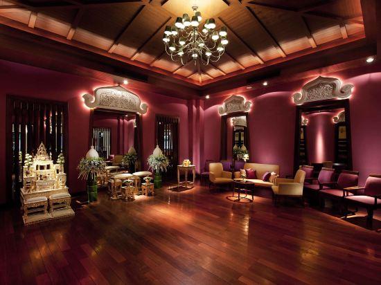 曼谷素萬那普機場諾富特酒店(Novotel Bangkok Suvarnabhumi Airport)酒吧