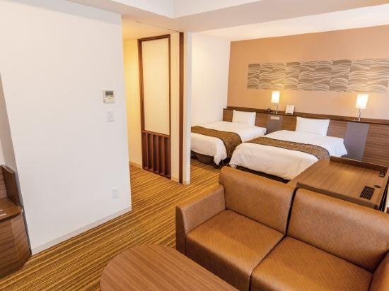 Vessel Inn酒店-札幌中島公園(Vessel Inn Sapporo Nakajima Park)尊貴房