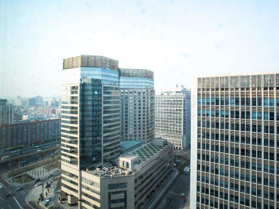 北京金融街行政公寓(Financier Executive Residence)眺望遠景