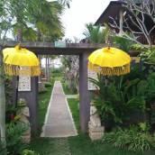 巴厘島烏布貞巴卡德哥拉朗別墅