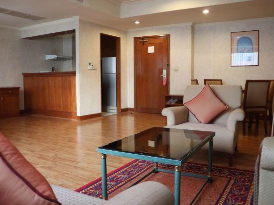 曼谷瑞博朗德酒店(Rembrandt Hotel Bangkok)一卧室至尊套房