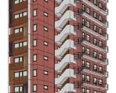 大阪堺筋本町車站 1-2-3 酒店
