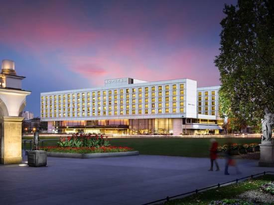 華沙維多利亞索菲特大飯店