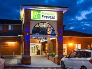 南安普敦城西智選假日酒店(Holiday Inn Express Southampton West)