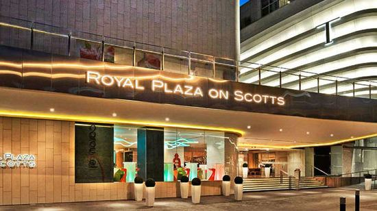 Royal Plaza on Scotts Singapore