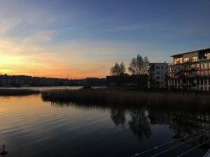 斯德哥爾摩哈姆湖城麗柏酒店(Park Inn by Radisson Stockholm Hammarby Sjöstad)
