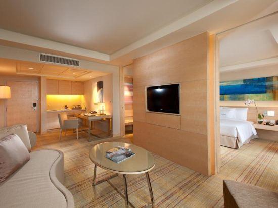 吉隆坡希爾頓逸林酒店(DoubleTree by Hilton Hotel Kuala Lumpur)1 King Bed Executive Suite