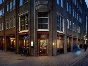 阿姆斯特丹倫勃朗廣場罕布什爾酒店(Hampshire Hotel - Rembrandt Square Amsterdam)