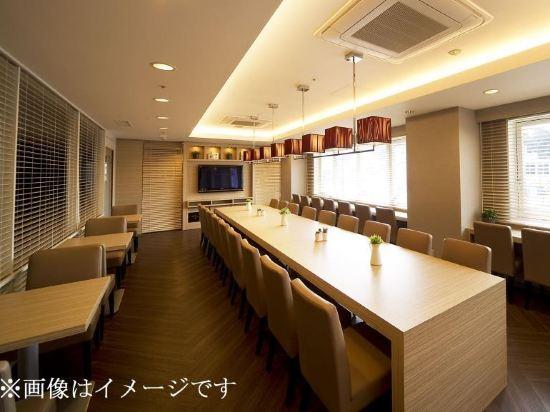 東京相鐵弗雷薩旅店銀座七丁目酒店(Sotetsu Fresa Inn Ginza-Nanachome)會議室