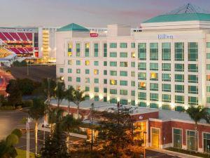希爾頓聖塔克拉酒店(Hilton Santa Clara)