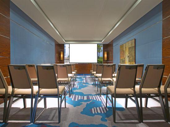 新加坡威斯汀酒店(The Westin Singapore)會議室
