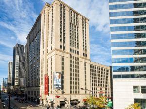 芝加哥市區/華麗一英里希爾頓花園旅館