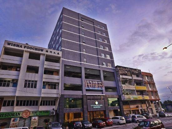 城市便捷吉隆坡武吉免登店(City Comfort Hotel Bukit Bintang)外觀