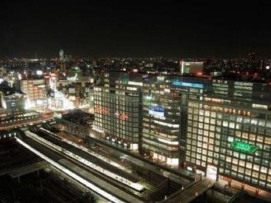 小田急世紀南悅酒店(Odakyu Hotel Century Southern Tower)外觀