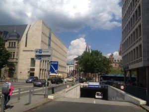 威斯巴登ONE商務酒店(Business Hostel Wiesbaden One)