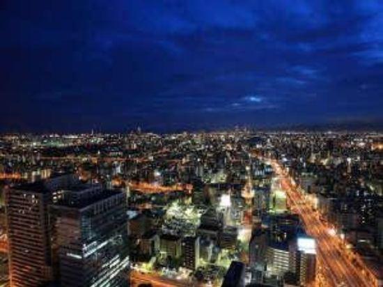 大阪蒙特利格拉斯米爾酒店(Hotel Monterey Grasmere Osaka)眺望遠景