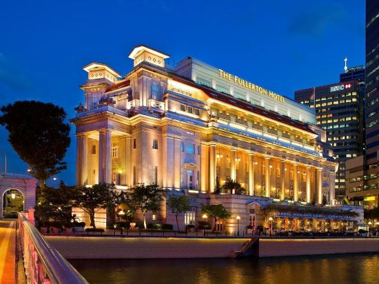 新加坡富麗敦酒店(The Fullerton Hotel Singapore)