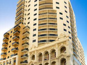 珀斯巴拉克廣場阿迪娜公寓酒店