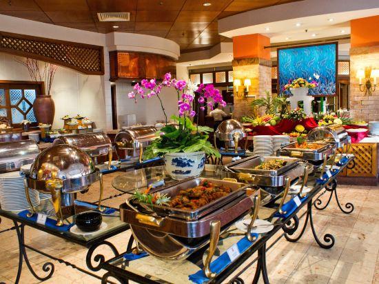 哥打京那巴魯絲綢太平洋酒店(The Pacific Sutera)公共區域