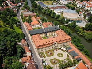 班貝格瑞貞德茲迎賓酒店(Welcome Hotel Residenzschloss Bamberg)