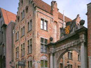 布魯日馬丁斯酒店(Martin's Brugge)