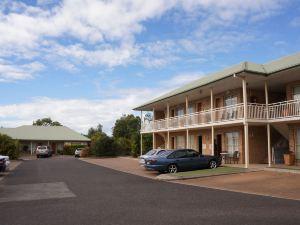 布里斯班庫珀殖民式汽車旅館(Coopers Colonial Motel Brisbane)