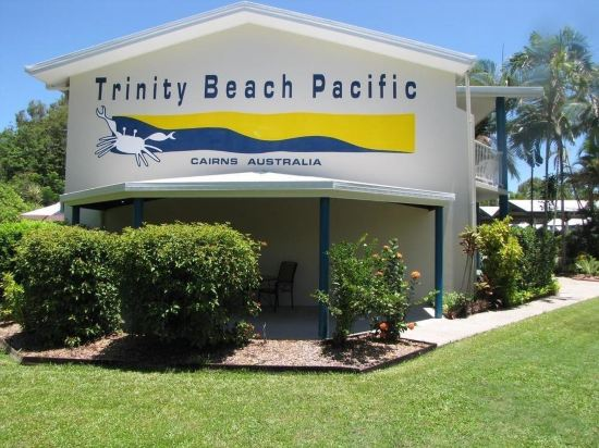Trinity Beach Pacific Cairns