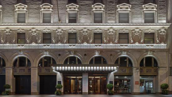 紐約帕拉蒙酒店