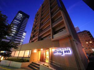 仙台站前 多米天然溫泉酒店(Hotel Dormy Inn Sendai Ekimae)