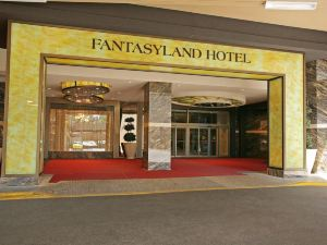幻想世界酒店(Fantasyland Hotel)