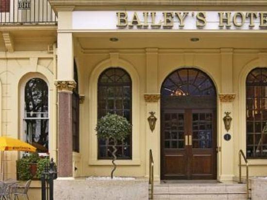 倫敦肯辛頓千禧國際百麗酒店(The Bailey's Hotel London)外觀