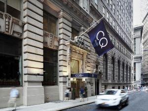 紐約華爾街俱樂部會所酒店(Club Quarters Hotel Wall Street New York)
