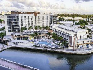 希爾頓逸林蓋茨南海灘酒店(The Gates Hotel South Beach - a Doubletree by Hilton)