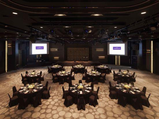 首爾大使鉑爾曼酒店(Grand Ambassador Seoul Associated Pullman)會議室