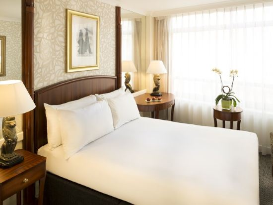 倫敦騎士橋千禧國際酒店(Millennium Hotel London Knightsbridge)Standard double room (Display)