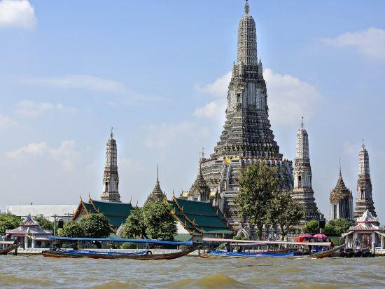 曼谷素坤逸11號美居酒店(Mercure Bangkok Sukhumvit 11)外觀