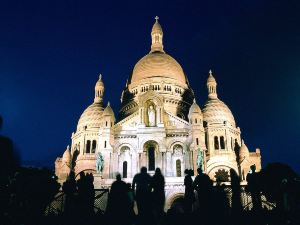 巴黎特羅卡德羅公園萬麗酒店(Renaissance Paris le Parc Trocadero Hotel)