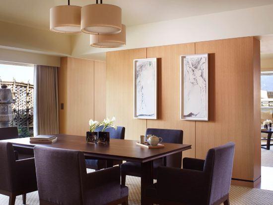 京都麗思卡爾頓酒店(The Ritz-Carlton Kyoto)賞月套房