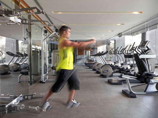 曼谷索菲特特色酒店(SO Sofitel Bangkok)健身房
